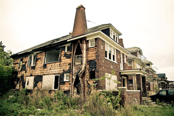 The ruins of Detroit: The politics--not residents--are to blame.